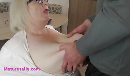 (zensiert) alte omas pornos Japanische Stiefel Sex im Büro