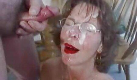 Jayma alter pornofilm Reed macht einen großartigen Job darin, Scotts Schwanz zu lutschen