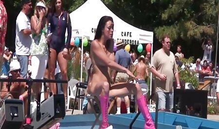 Jade Marcela historische pornofilme wird als Anal Fuck Toy verwendet