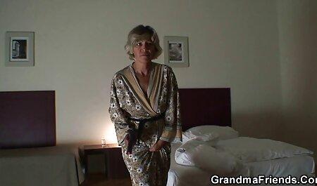 Nikky Blond nimmt deutsche reife frauen pornos alles (Sid69)